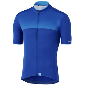 Shimano Escape Maillot Manches courtes Homme, navy/blue